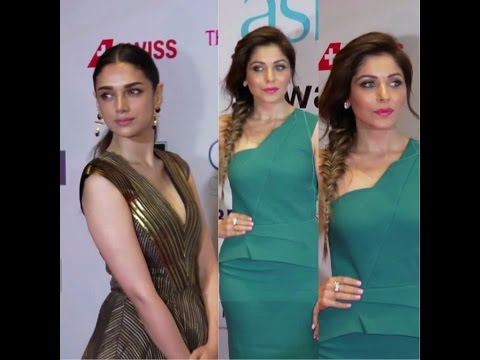Aditi Rao Hydari | Divya Khosla Kumar | At Asia Spa Awards