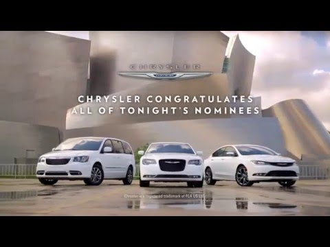 CHRYSLER Amazing Performances Commercial - Los Angeles, Cerritos, Downey CA - 2016 - 200, 300, and Town & Country