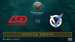 LGD vs VG.J, The International 2017 Qualifiers [Crystalmay]