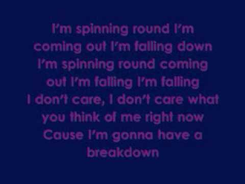 [Lyrics on Screen] Nervous Breakdown-Hawthorne Heights
