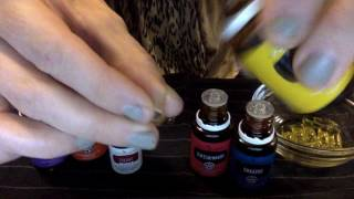 How to make your own gel capsule...
