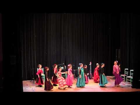 Cours de danse Flamenco à la MJC de Pamiers : Saison 2018 - 2019