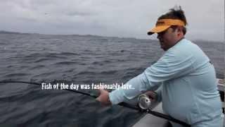 Kingfish & Big Snapper [VIDEO]