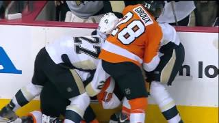 Nonton Full Flyers Vs Penguins Brawl Ecqf Game 3 4 15 12  Film Subtitle Indonesia Streaming Movie Download
