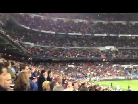 Eusébio sublime, Santiago Bernabéu em silêncio pela memória de Eusébio da Silva Ferreira.