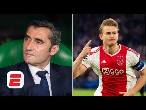 Has Barcelona Lost Confidence In Valverde? Should They Still Go After De Ligt? | ESPN FC