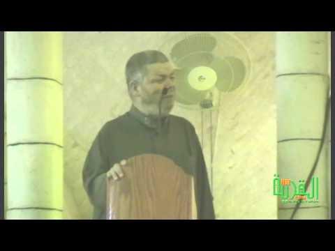 خطبة الجمعة لفضيلة الشيخ عبد الله 10/8/2012