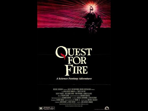 "Jean-Jacques Annaud's ""Quest for Fire'"" (1981) film discussed by Inside Movies Galore"