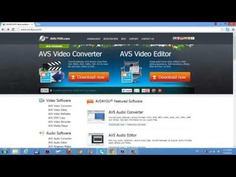 شرح أسهل وأجمل برنامج لقص الفيديو (avs video remaker)