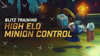 Video How to control minion waves like high ELO players - Freezing, Slow Pushing, & Fast Pushing Guide MP3, 3GP, MP4, WEBM, AVI, FLV Juni 2018