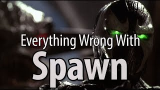 Video Everything Wrong With Spawn In 18 Minutes Or Less MP3, 3GP, MP4, WEBM, AVI, FLV November 2018
