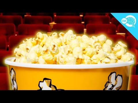 Proč se v kinech prodává popcorn?
