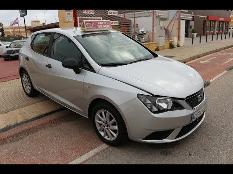 Voir video Seat IBIZA MPI REFERENCE PLUS