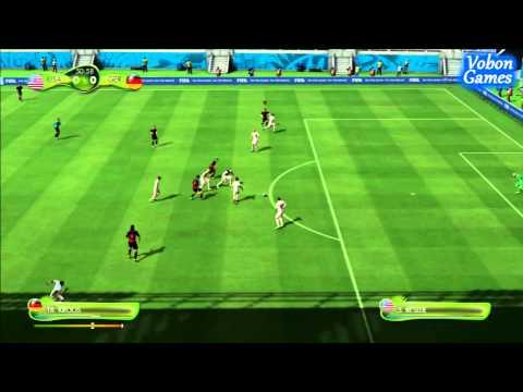США - Германия [FIFA WORLD CUP 2014 Brazil] Группа G