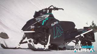 6. Country Cat - Arctic Cat 2019 M 6000 Mountain Cat Alpha One