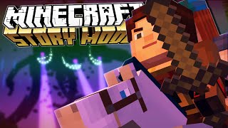 Download Lagu Minecraft Story Mode | A BLOCK AND A HARD PLACE!! | Episode 4 [#1] Mp3