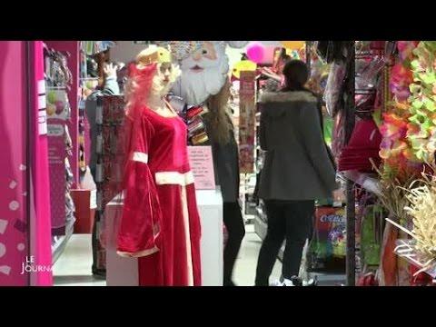 Saint-Sylvestre : Les déguisements sont toujours tendance