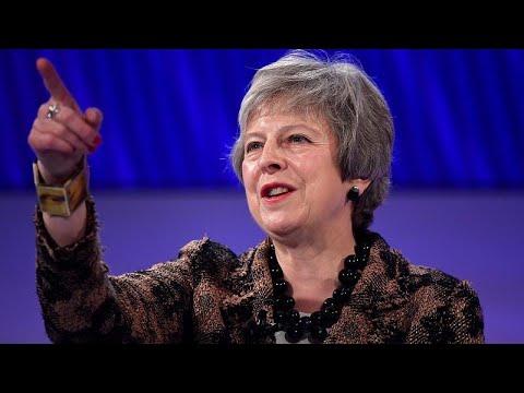 Großbritannien: Brexit - May hält trotz Widerstands w ...