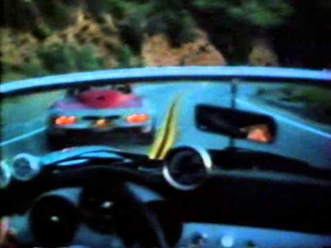King of the Mountain - Final Scene Porsche vs Corvette