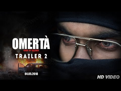 Omertà Official Trailer 2 | Rajkummar Rao | Hansal Mehta | Releasing on 4th May 2018