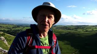 Malham Cove with Alan Hinkes by teamBMC