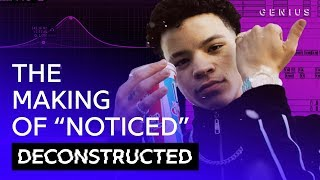 """Video The Making Of Lil Mosey's """"Noticed"""" With Royce David 