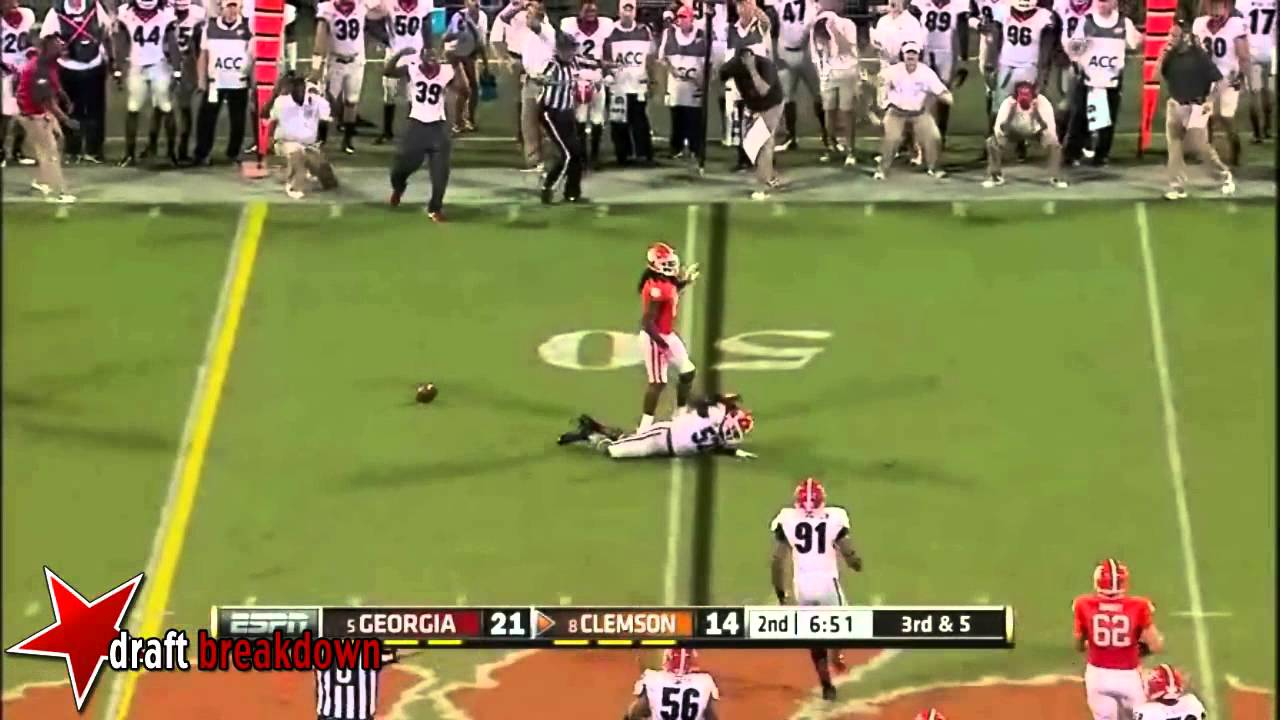 Sammy Watkins vs Georgia (2013)