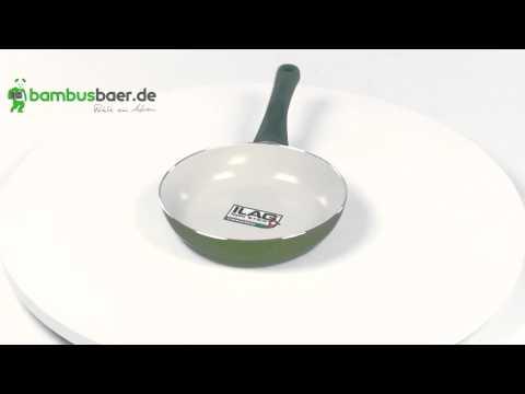 Gusta Bratpfanne 20 cm 3D Ansicht