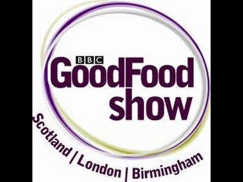 BBC Good Food Show – NEC Birmingham – Celebrity Chefs Ainsley Harriet / Gary Rhodes / John Torrode