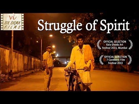 Struggle of Spirit - Life In Mumbai | Award Winning Hindi Short Film | Six Sigma Films