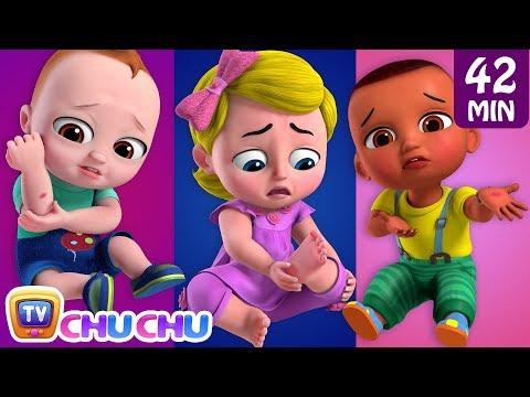 The Boo Boo Song + More ChuChu TV Baby Nursery Rhymes & Kids Songs
