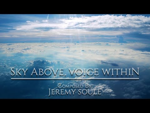 Jeremy Soule (Skyrim) — Sky Above, Voice Within (Mild Wind Ambience) [1.5 Hrs.]