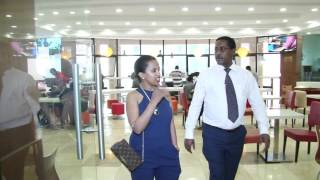 Semonun Addis , Coverage on Morning star mall A