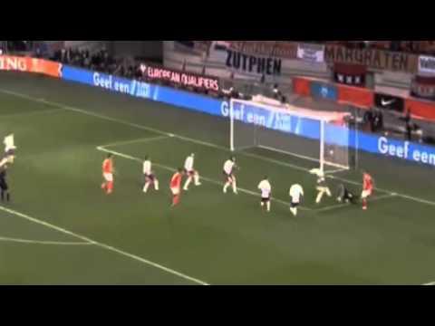 [HD] Netherlands 6-0 latvia All Goals + Highlights / Euro 2016/
