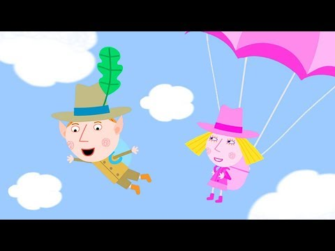 Ben and Holly's Little Kingdom | The Lost City | Cartoon for Kids