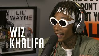 Wiz Talks Tweeking w/ Mom @ Coachella + Rosenberg In His House??