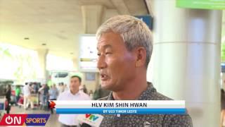 Đánh giá của HLV Timor Leste về U23 Việt Nam --------- Kênh YOUTUBE CHÍNH THỨC CHÍNH THỨC của ON Sport - Dịch vụ...