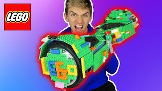 LEGO HOVERBOARD MOD!!
