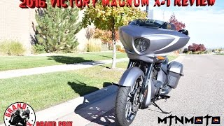 2. 2016 Victory Magnum X 1 Review