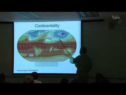 Jahreszeiten und Klima