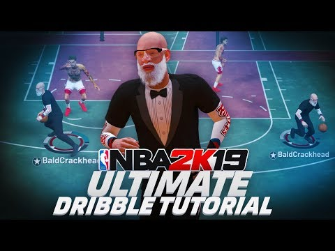 ULTIMATE DRIBBLE GOD TUTORIAL W/HANDCAM | EASY, ADVANCED, AND HARD COMBOS ON NBA 2K19