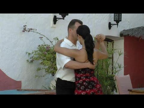 Аргентинское танго для начинающих. Онлайн обучение.