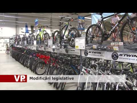 Modificări legislative