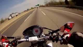 6. MV Agusta Brutale 910R Death Run!