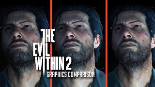 The Evil Within 2 Graphics Comparison by GameSpot