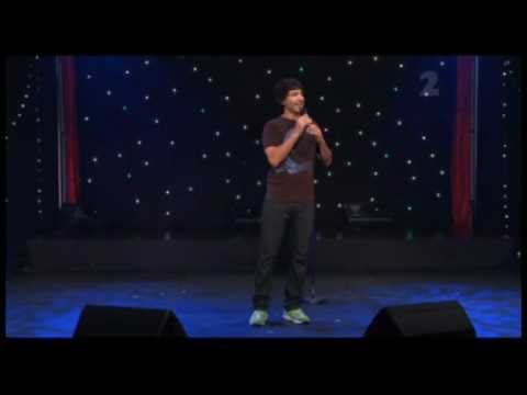 Arj Barker - Hilarious stand up!! [NEW]