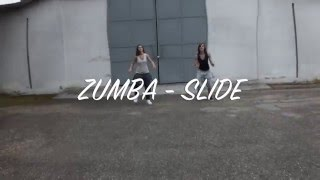 Zumba Slide 2015Choreo Ila & Valentina