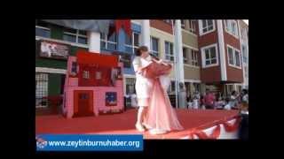 Zeytinburnu Fatma Süslügil İlkokulu'nda Uyum Programı Yapıldı