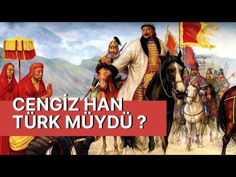 Cengiz Han Türk müydü ?