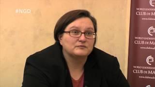 Sabine Donner, Bertelsmann Stiftung
